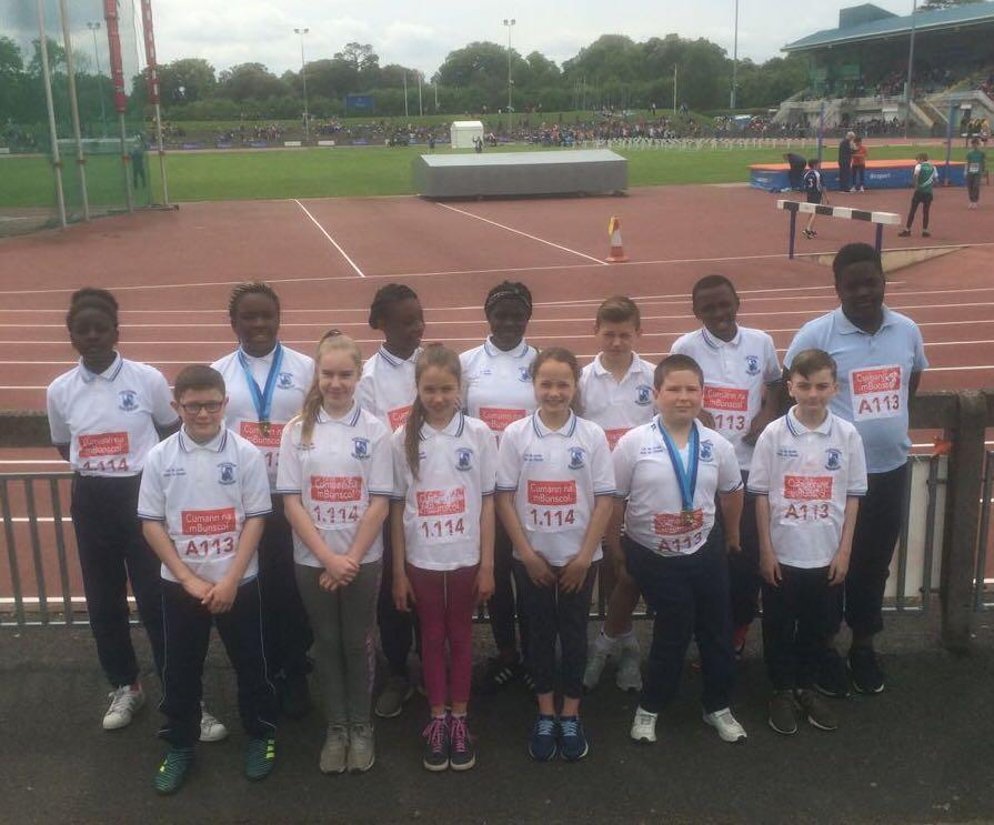 Dublin Primary School Athletics, Santry 2018 - Field Events