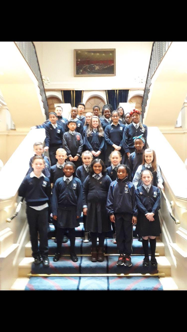 Student Council Trip to Leinster House and National Museum of Ireland