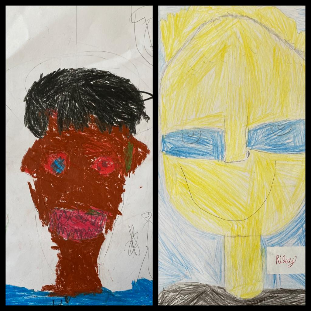 Room 8 - Self Portraits