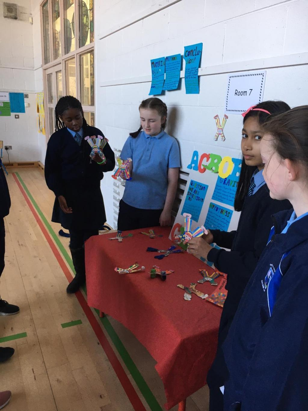 Science Week - 5th and 6th Class Science Fair