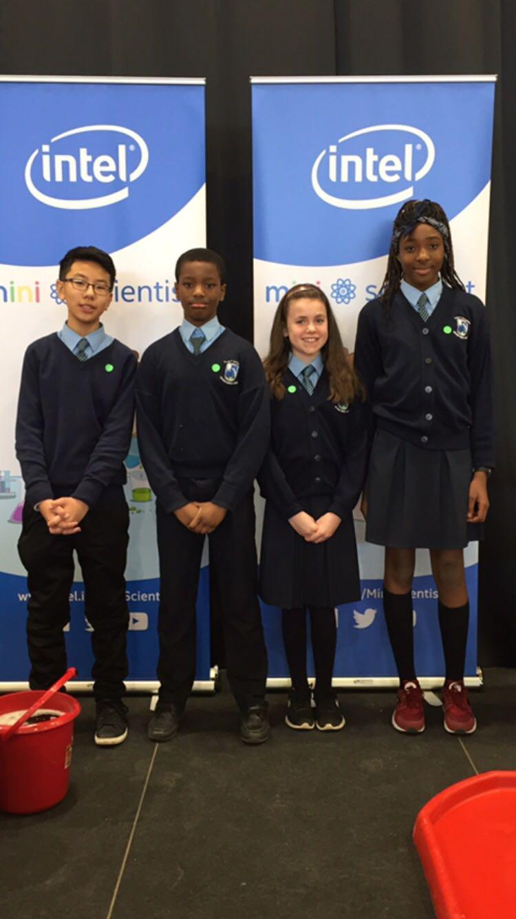 Intel Mini Scientist Regional Final