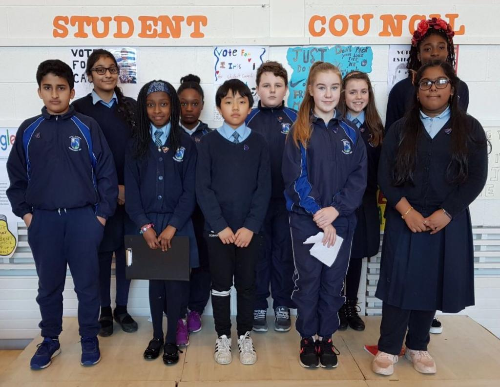 The School Council 2018-2019