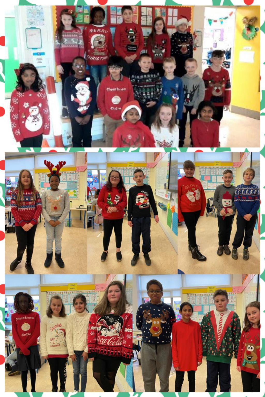Christmas Jumper Day Collection